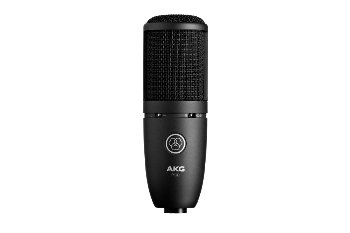 Студійні / Мікрофон AKG PERCEPTION P120